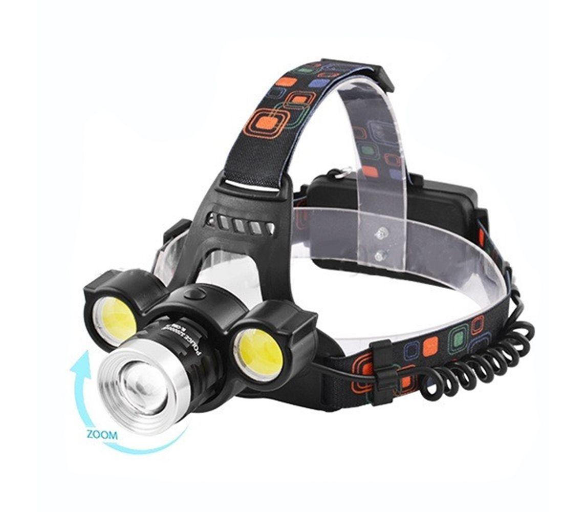 Налобный фонарь BL 878 T6 COB