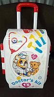 Игрушка чемодан доктора 4753