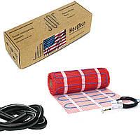 Нагревательный мат для теплого пола HeatTech (США) HTMAT 1200 Вт 6,6 м.кв., фото 1