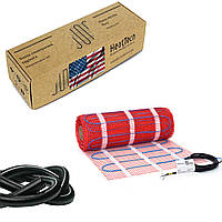 Нагревательный мат для теплого пола HeatTech (США) HTMAT 2000 Вт 11,0 м.кв., фото 1
