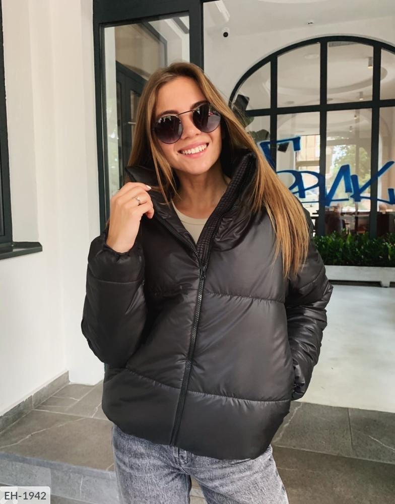 "Куртка женская плащевка + синтепон 200 (44;46;48) ""Moda Mur"" 2P/NR-5208"