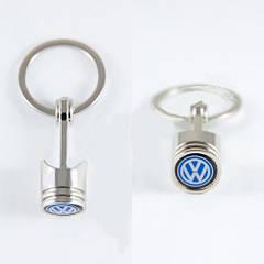 Брелок поршень Volkswagen синий