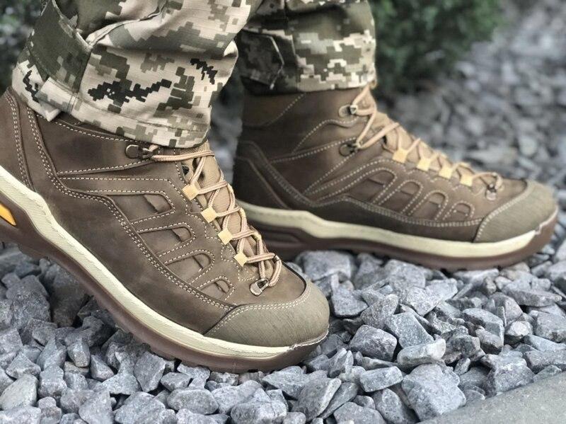 """Тактичні черевики """"Пентагон"""" Мембранні"""