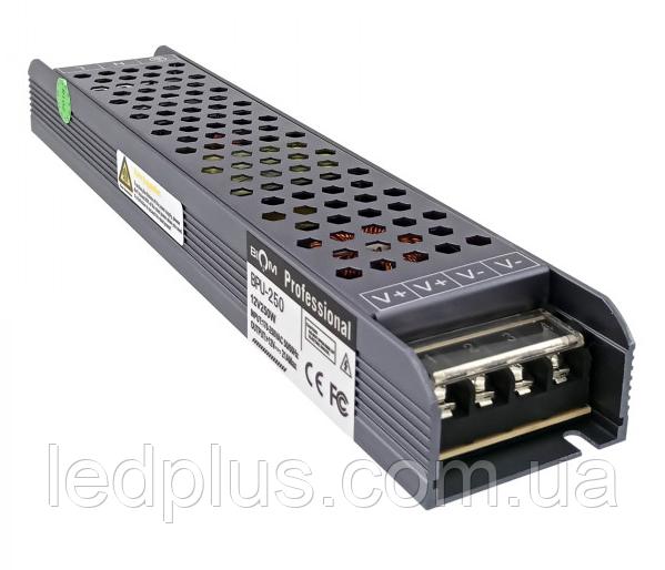 Блок питания 12В 21А (250Вт) BPU-250-12 Professional