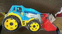 Детский трактор 3671