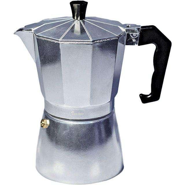 Гейзерна кофеварка на 6 чашек Con Brio СВ-6106