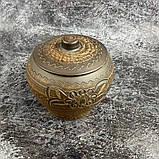 Горшок для запекания 50250 коричневый, фото 2