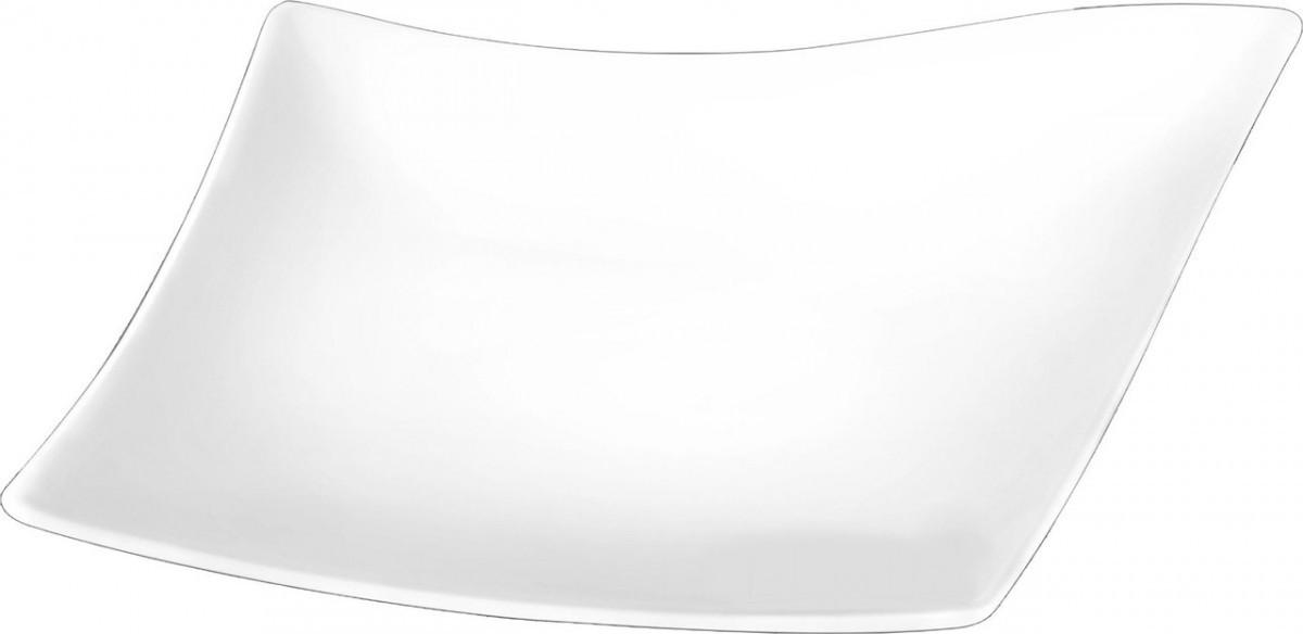 Блюдо глубокое фигурное 45х36 см Wilmax WL-992789/A