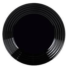 Десертная тарелка 19 см Harena Black Luminarc L7613