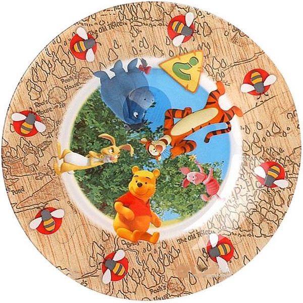 Десертная тарелка 19.5 см Disney Luminarc E7625