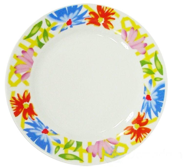 Десертная тарелка 23 см Ukraine Oselya 22-28-007