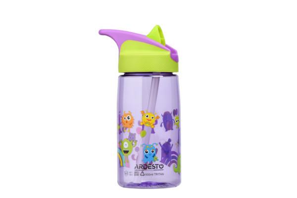 Детская бутылка для воды 500 мл Ardesto AR-2201-TM