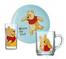 Детский набор 3 предмета Disney Winnie The Pooh Luminarc H5307