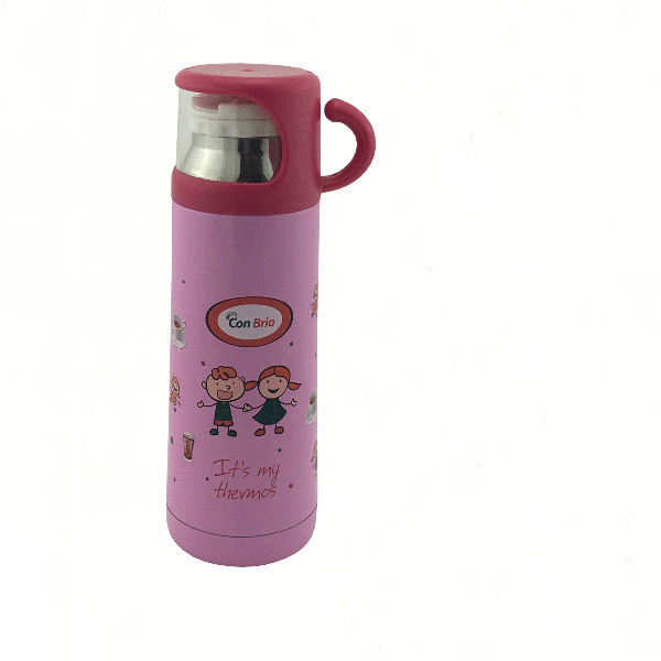 Детский термос 0.35 л Con Brio СВ-343- Pink