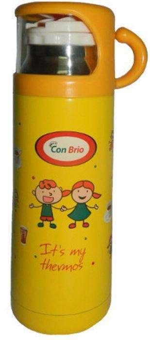 Детский термос 0.35 л Con Brio СВ-343- Yellow