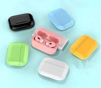 Наушники беспроводные Air Pods Pro цветные AirPods Apple