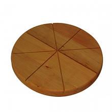 Доска кухонная для пиццы SNT 8906 27 см