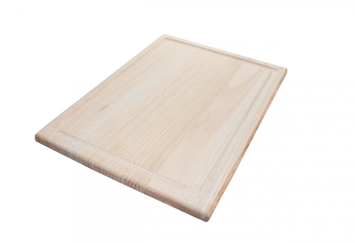 Доска прямоугольная 25х40 см Mazhura mz-424762