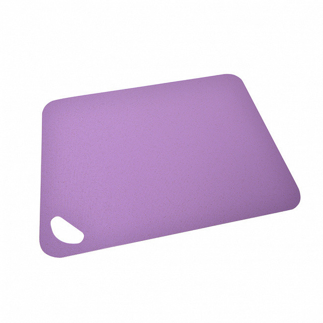 Доска разделочная Fissman FS-8005 38х29 см фиолетовая
