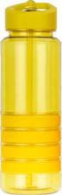 Бутылка пластиковая для воды SMILE SBP-1 yellow