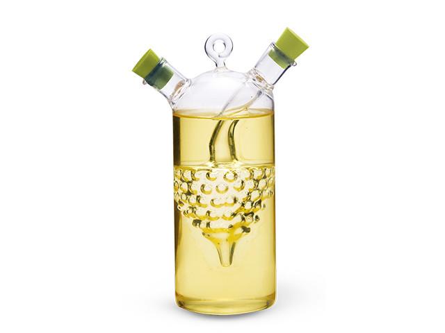 Емкость для масла и уксуса Fissman OV-7521-320 2 в 1 320 мл