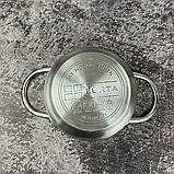 Кастрюля Lurta Brevik LR-10112 0,7 л 12 см, фото 4