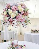 Ваза фигурная 59 см Floral Mazhura S-177, фото 3