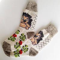 Носки шерстяные, фото 1