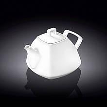 Квадратный заварочный чайник 1050 мл Wilmax WL-994041