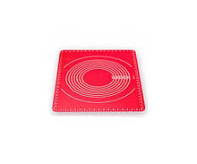 Коврик силиконовый 50 * 40см для раскачивания теста Kamille (a7743)