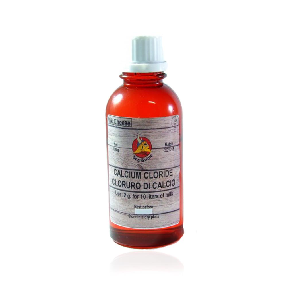 Хлорид кальцію VIK CHEESE Calcium Chloride 100мл (Італія)