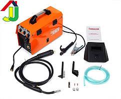 Зварювальний напівавтомат Плазма Turbo MIG-ММА-340 (дисплей)