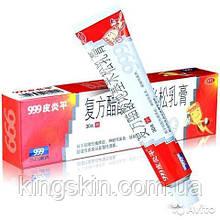 Спасатель 999 Китайская мазь от многих кожных заболеваний.