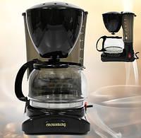 Капельная кофеварка для дома Crownberg CB-1563 Кофеварка электрическая