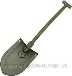 Лопата армейская складная сапёрная  Шведской армии  70 см   MFH Германия