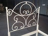 Коване ліжко ручної роботи арт.м.24, фото 1