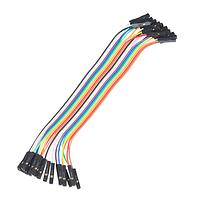 Набор проводов для макетирования 20 штук 20PIN_F_F