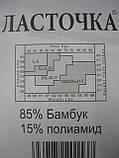 """Штаны женские """"Ласточка"""" на меху. Термо. Великан.  5XL/56. Синие, фото 3"""
