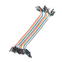Набор проводов для макетирования 20 штук 20PIN_M_F