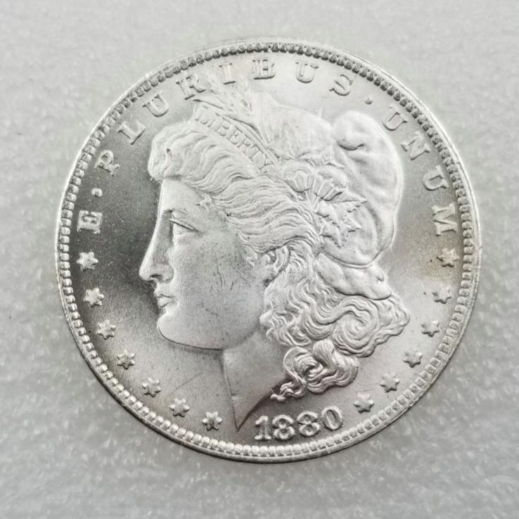 Монета Доллар Морган (копия)
