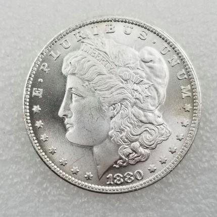 Монета Доллар Морган (копия), фото 2