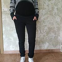 Теплі спортивні штани для вагітних 21-27, фото 1