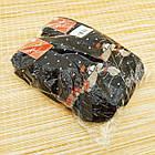 Носки женские махровые новогодние высокие Добра Пара 23-25р олень тёмно-синие 20038915, фото 6