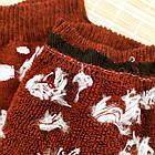 Носки женские махровые новогодние высокие Добра Пара 23-25р мышка ассорти 20038939, фото 3