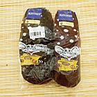 Носки женские махровые новогодние высокие Добра Пара 23-25р мышка ассорти 20038939, фото 6