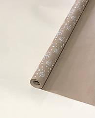 Бумага для упаковки подарков  10 м