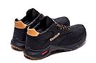 Ботинки спортивные зимние мужские кожаные Reebok G-Step, фото 6