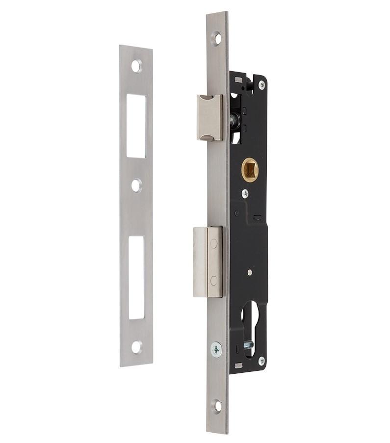 Замок для профильных дверей SANTOS Profile Lock 726 30/92 22мм