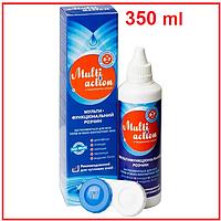 Раствор для линз Multi Action (Мульти Экшн) 350ml с гиалуроновой кислотой, Esoform