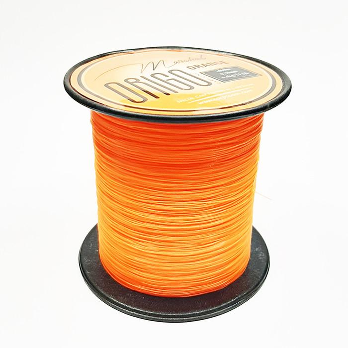 Карповая леска 1000м Marshal Origo Carp Line 0,30mm (7,20kg) orange